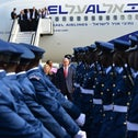 From Hungary to India, from Rwanda to Saudi Arabia: Where Netanyahu traveled, NSO soon followed. This is how Israel became the cyber industry's patron. Pictured: Netanyahu on a state visit to Africa