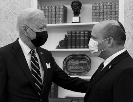 Bennett, Biden and the ghosts of leaders past