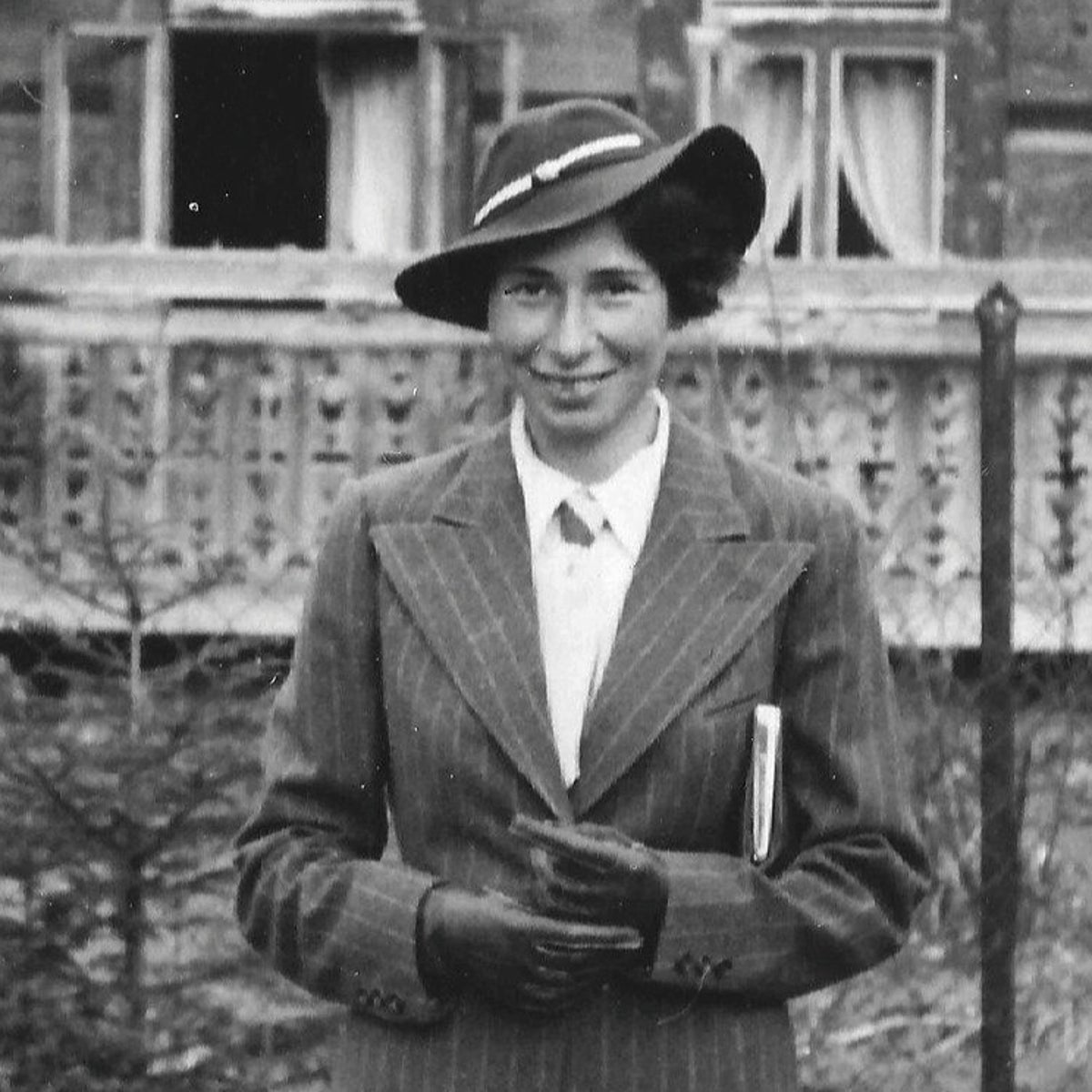 A 1936 image of Ursula Kuczynski, who spied for the Soviets through World War II and much of the Cold War.
