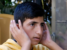 Mohammed Amira. To everyone's surprise, the 15-year-old insisted on his right to have a lawyer present during his interrogation.