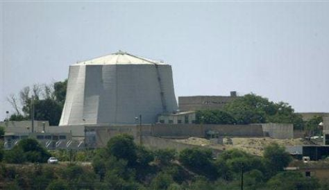 Israel's nuclear research center at Soreq, May 2010.