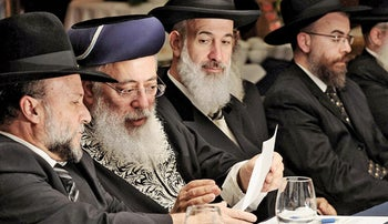 he Chief Rabbinate's hubris, like that of a small yapping dog, is ensuring an irrevocable split between Israel and the Diaspora
