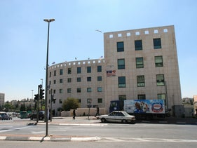 The building of the Chief Rabbinate in Jerusalem.
