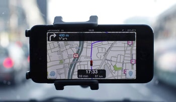 The Waze traffic and travel app now directs some 1 million Israeli drivers a day.