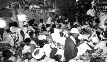 Operation Solomon, 1991: Two-day airlift of 14,000 Ethiopian Jews to Israel.