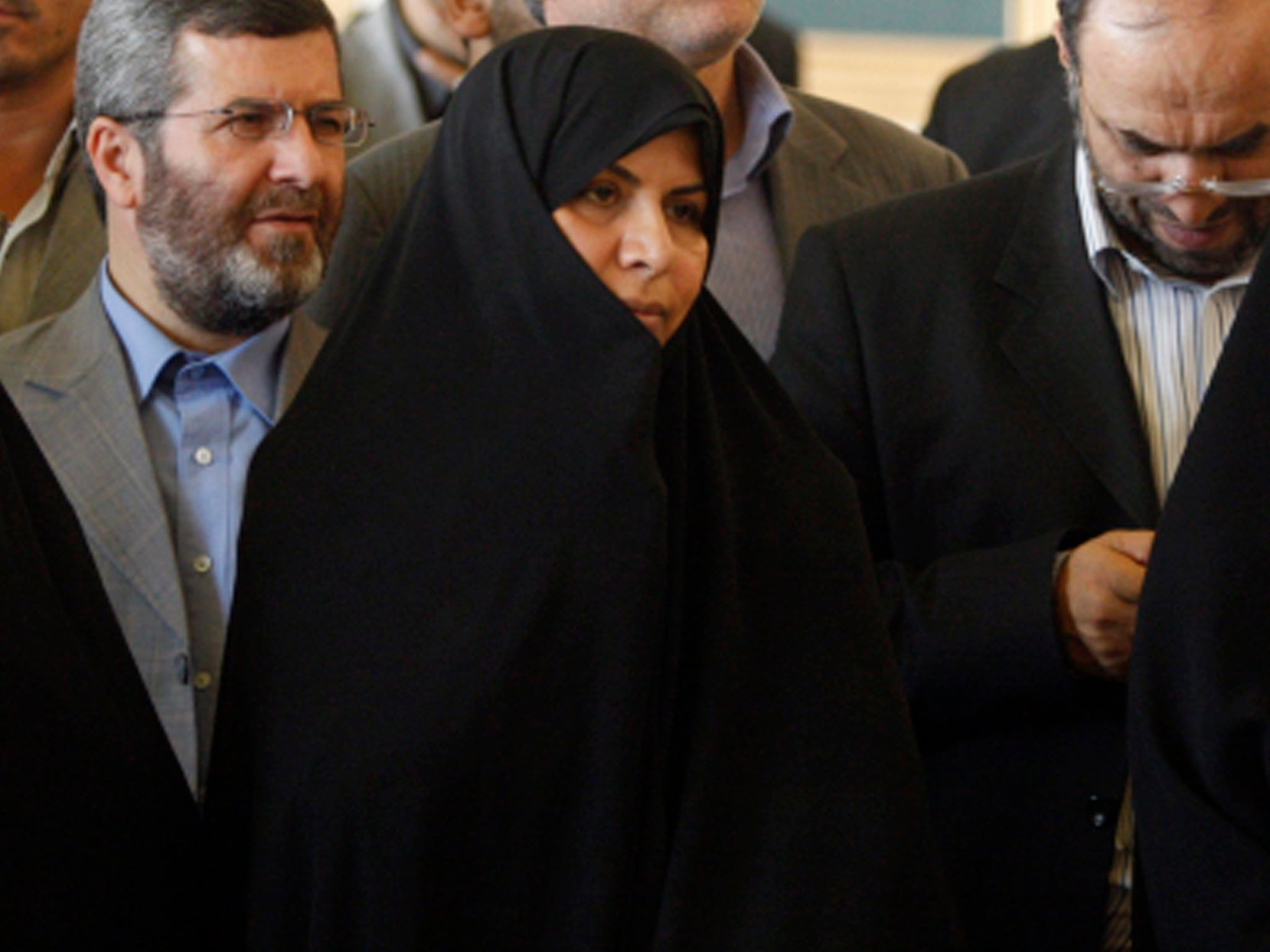 Ahmadinejad dismisses Iran's only female minister for criticizing policy -  Haaretz Com - Haaretz.com