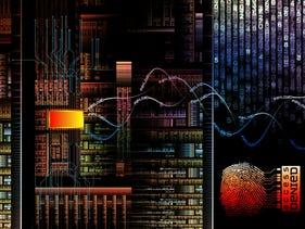 Cyber attack (illustrative).