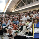 File photo of delegates at the 2012 Presbyterian Church General Assembly