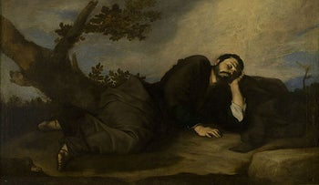 'Jacob's Dream,' by Jusepe de Ribera (1639).