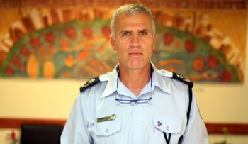 Coastal District Police Chief Hagai Dotan.