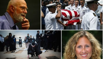 11 inspiring Jews who died in 2015.