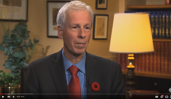 Canadian Foreign Minister Stephane Dion