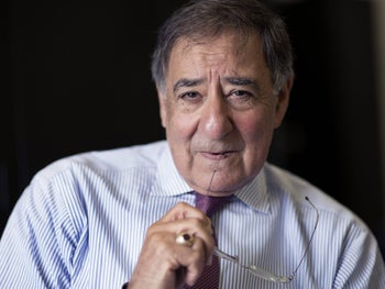Leon Panetta, one of Hillary Clinton's foreign policy advisers.