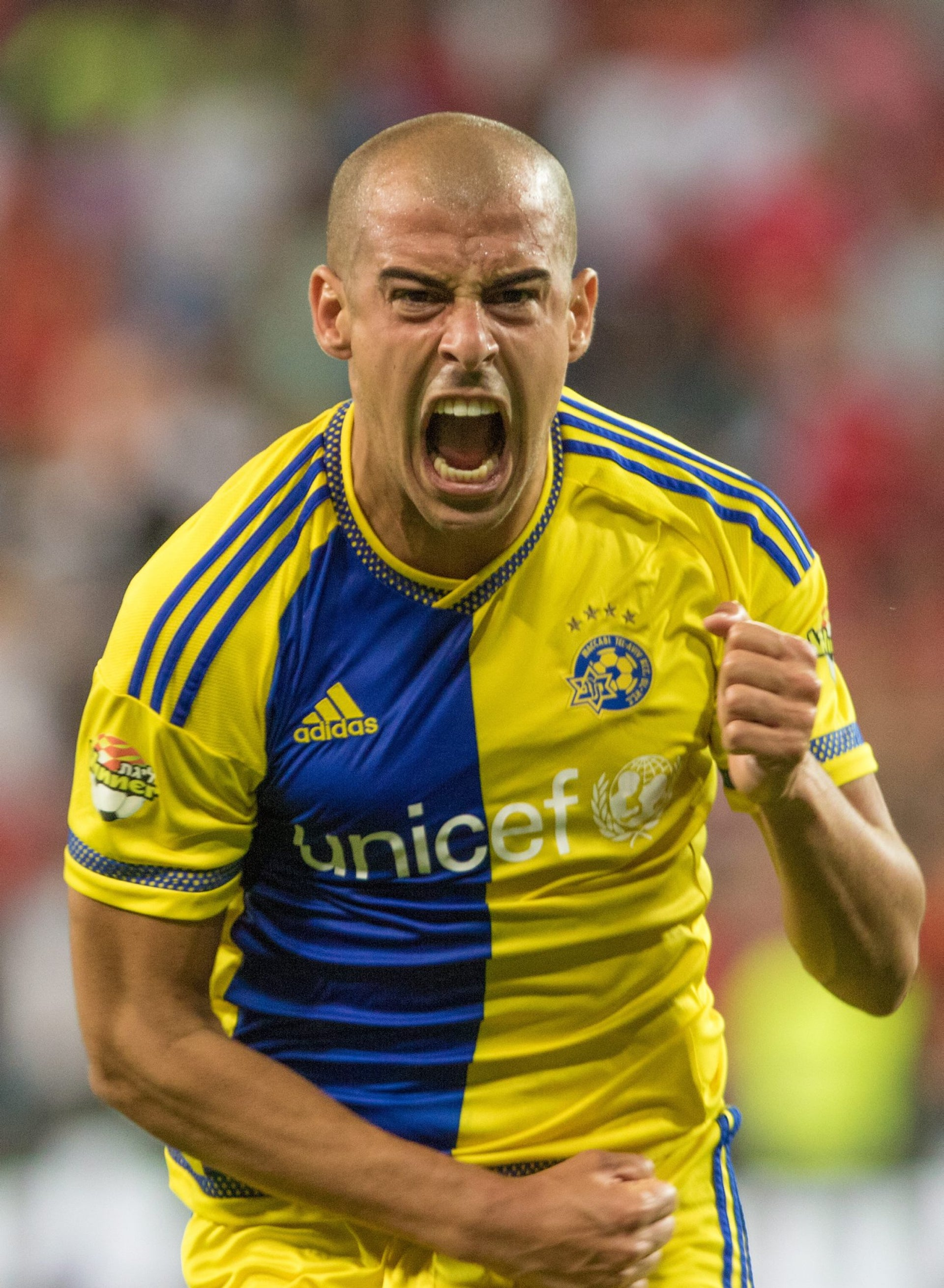 Tal Ben Haim sends Maccabi Tel Aviv to the finals for Israel's state cup.