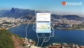 The Israeli app Moovit will guide tourists and local residents to the fastest and safest routes to and between competition venues and also through the entire city of Rio during the Olympic and Paralympics Games this summer.
