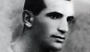 Mordechai Schwartz, who in 1938 was executed by the British for killing a fellow policeman — an Arab.