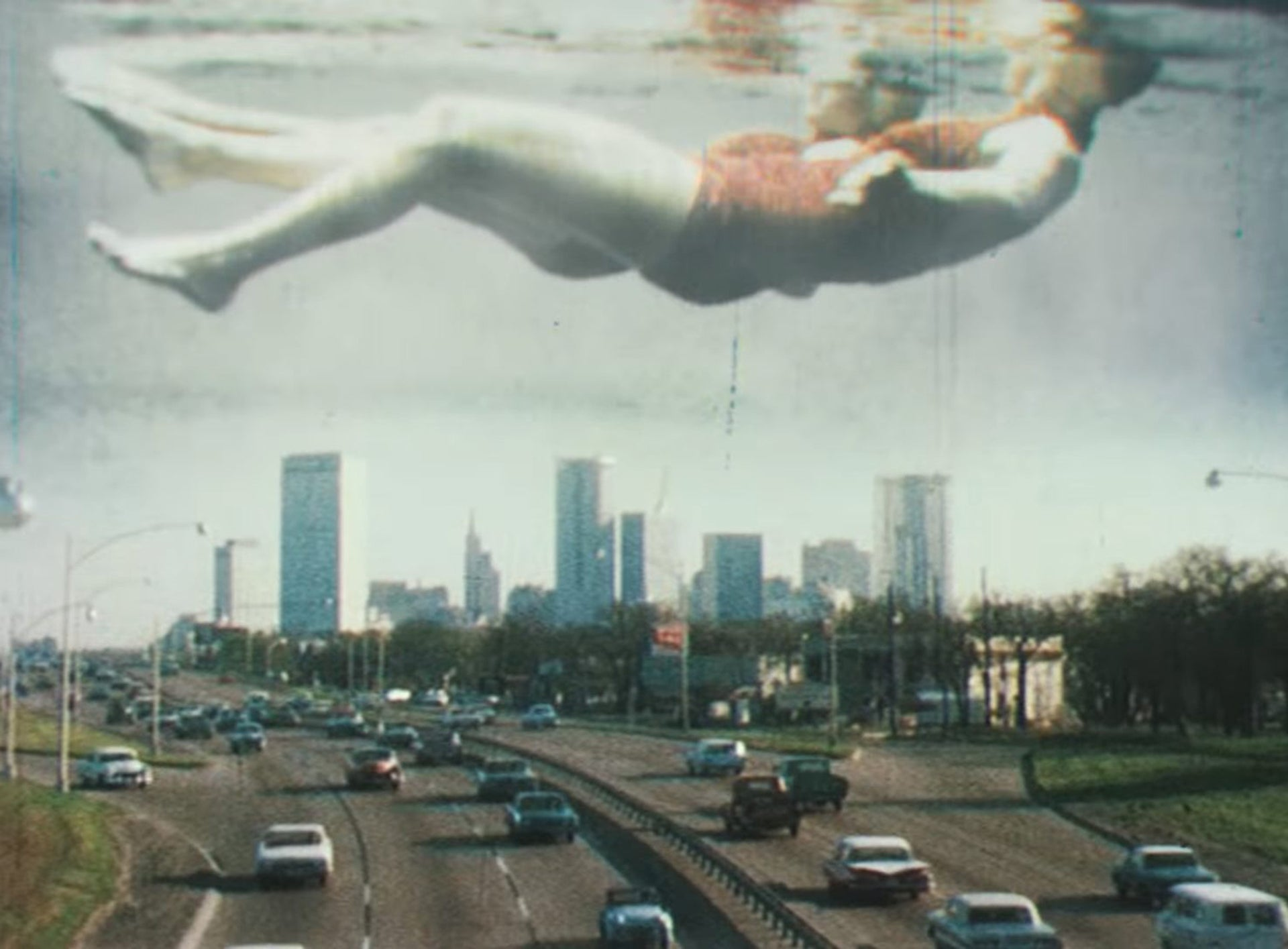 An image from the Coldplay's video 'Up&Up.'