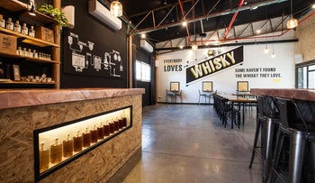 Milk & Honey, a whiskey distillery in Jaffa, recently opened visitor's center, which offers tours, tastings and private events.