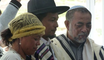 Some of the Malagasy Jews by choice see the practice of Judaism as a return to their roots and an overthrowing of the last vestiges of colonialism.
