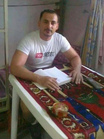 Bilal Kayed, of the West Bank town of Asira al-Shamaliya, was arrested in 2002 at the height of the second intifada.