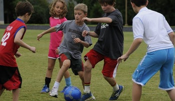 URJ Six Points Sports Academy is one of five specialty camps that opened in 2010.