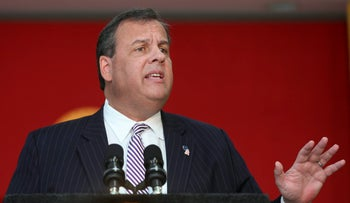 New Jersey Governor Chris Christie is expected to sign the bipartisan bill into law.