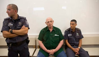 Shimon Cooper in court on Tuesday, June 28, 2016.