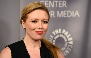 Natasha Lyonne, a cast member in the Netflix series 'Orange is the New Black,' poses at the Paley Center on Thursday, May 26, 2016, in Beverly Hills, Calif.