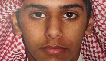 One of Saudi Islamist militant twins, who according to Saudi authorities murdered their mother and tried to kill their father and younger brother for trying to stop them from joining ISIS.