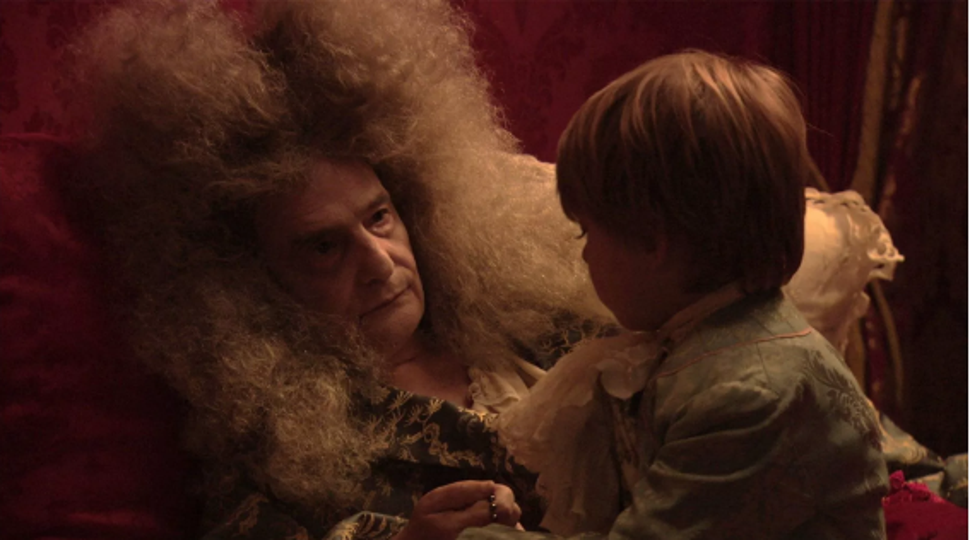 """Frame from """"The Death of Louis XIV"""" by Catalan director Albert Serra"""
