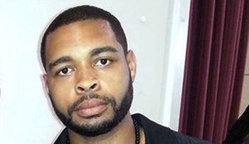 This undated photo posted on Facebook on April 30, 2016, shows Micah Johnson, who was a suspect in the sniper slayings of five law enforcement officers in Dallas Thursday night, July 7, 2016.