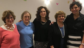 The Oheb Zedek-Cedar Sinai Synagogue in Lyndhurst, Ohio has become what is perhaps the first Orthodox synagogue to elect an all-female slate of officers.