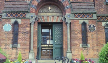 Jewish Museum, Cheetham Hill Road, Manchester. Originally a Spanish and Portuguese Congregation Synagogue, 4 July 2008