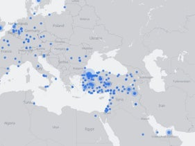 Where most Facebook Live videos were uploaded during the night of the failed coup.
