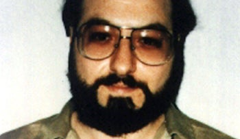 Jonathan Pollard is pictured in May 1991, six years after his 1985 arrest.