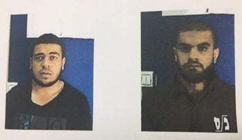 Mahmoud Jabarin, 25, and Naim Jabarin, 20, s from Umm al-Fahm have been indicted for being ISIS activists in Israel