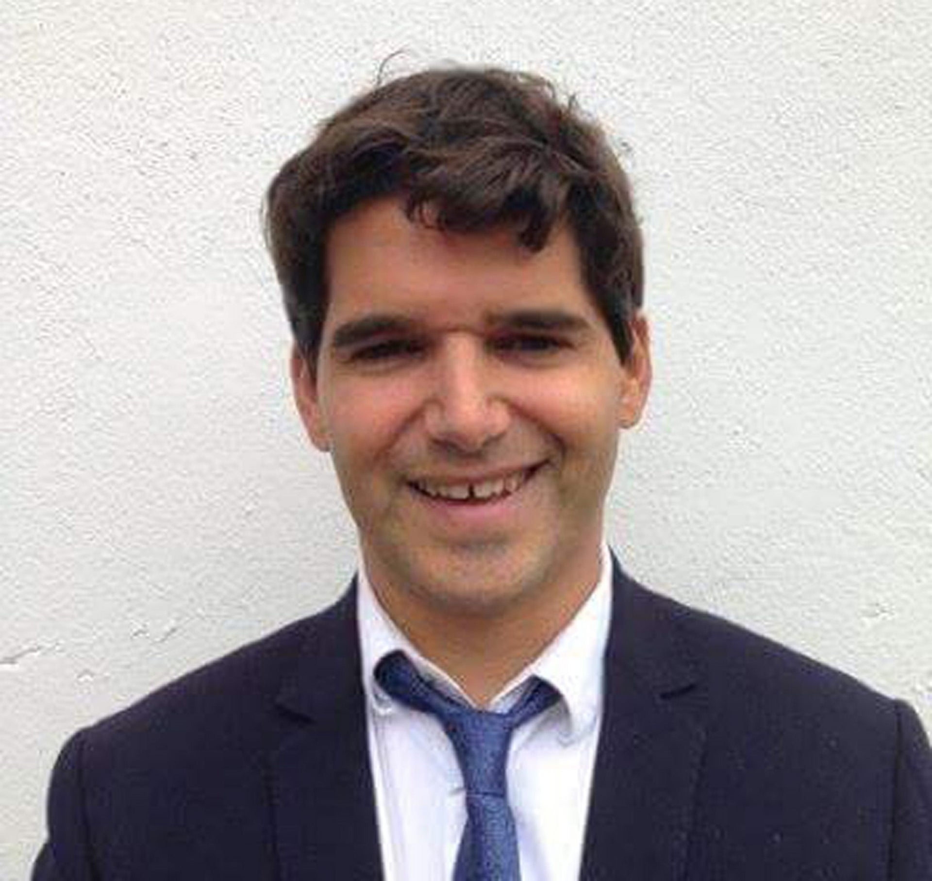 Ignacio Echeverria. The 39-year-old volunteer who lived in London and was murdered in the London Bridge terror attack.