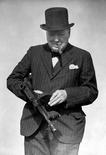 Winston Churchill. Doctor Charles Wilson avoided telling Churchill and the world about the patient's medical condition.