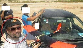 An undated photo of Mohammed Zawahri - a Hamas-linked drone expert allegedly assassinated by Israel.