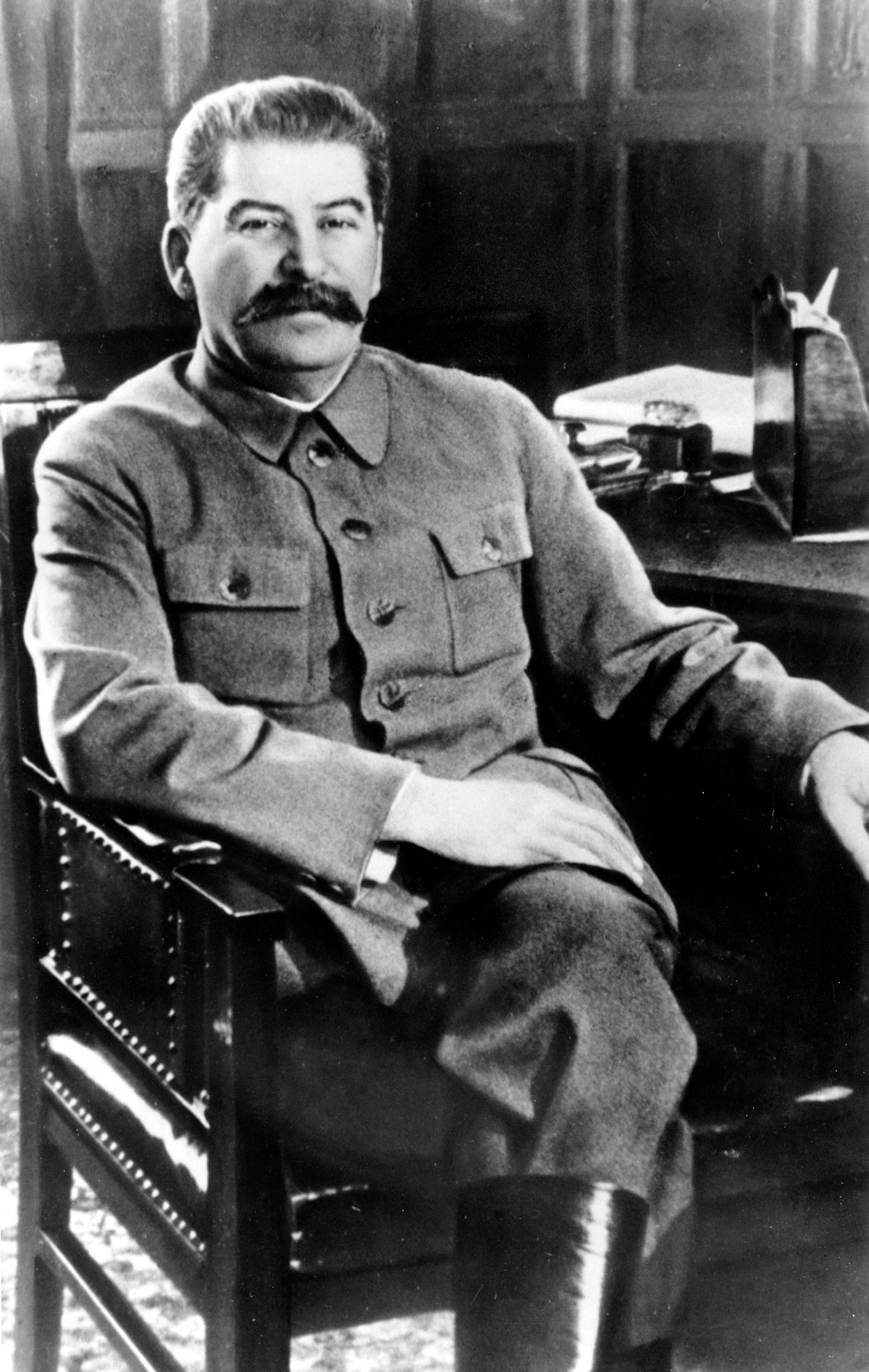 Josef Stalin in 1950.