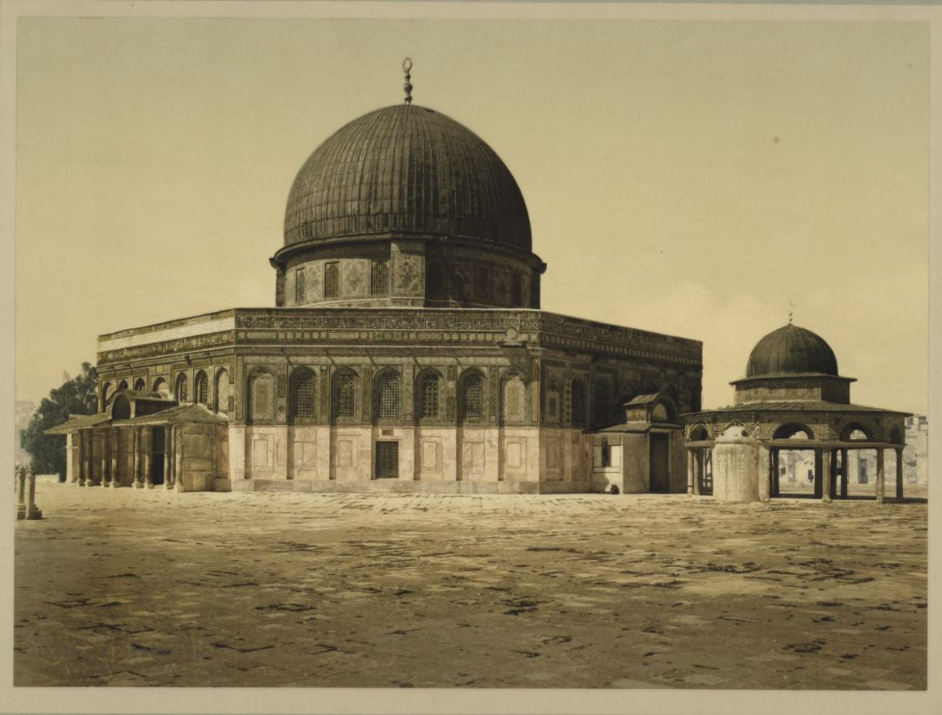 The Dome of the Rock (from the second album).