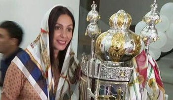 Culture Minister Miri Regev on Simhat Torah holiday.Linking Zionism and religion.