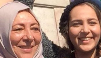Orouba Barakat, 60, from Idlib in northern Syria, and her only daughter, 23-year-old Halla Barakat, were murdered in Turkey