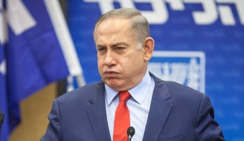 Netanyahu's third lie is the most serious of all.