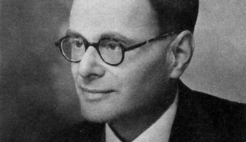 Hans Adolf Krebs, Nobel Prize in Physiology or Medicine 1953.