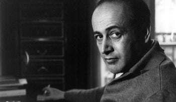 Paul Celan (1920-1970) survived the Holocaust but not the memories: He drowned himself in the Seine, leaving behind seven published volumes of poetry and three readying for publication.