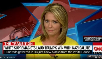 CNN anchor rebukes guest's use of the N-word