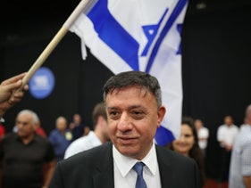 Labor Party leader Avi Gabbay, Tel Aviv, September 14, 2017.