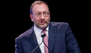 File photo: Seth Klarman speaks in New York on May 26, 2010.