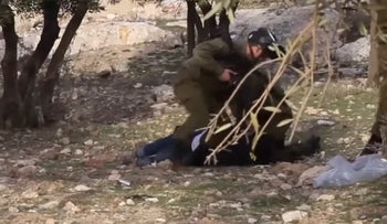 Israel investigates lethal shooting of shooting of 17-year-old Qusai al-Amour in West Bank village of Tuqu.